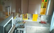 Кухня в Брежневке от Premier Garden