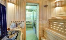 Дизайн интерьера бани 85 кв.м