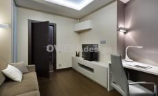 Дизайн-проект трехкомнатной квартиры элит класса на Васильевском острове в современном стиле.