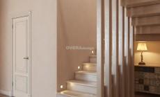 260 кв.м Загородный дом. Дизайн проект в стиле прованс