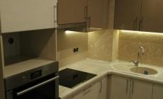 Кухонный гарнитур в ЖК «Кантемировский» от Premier Garden