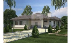 Проект большого загородного дома
