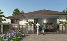 Проект дома - Валдайский - Экоплан