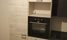 Кухонный гарнитур в ЖК Солнечный город от Premier Garden