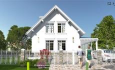Елабужский - Готовый проект дома - Экоплан