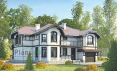 Проект кирпичного дома 39-13