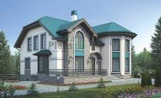 Проект кирпичного дома 39-18