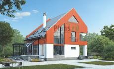 Проект кирпичного дома 39-30