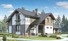 Проект кирпичного дома 39-32