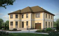 Проект кирпичного дома 39-43
