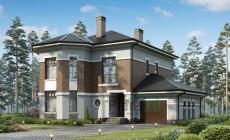 Проект кирпичного дома 39-51