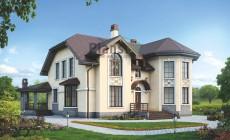Проект кирпичного дома 39-60