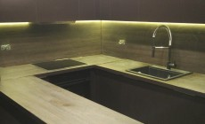 Кухня в ЖК Тойве от Premier Garden