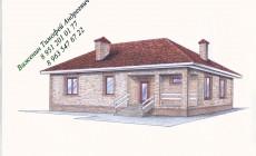 Проект одноэтажного дома 165,0 м2