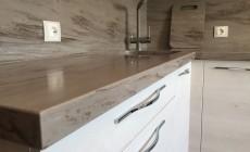 Реализованный проект кухни в Сертолово