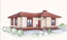 """Проект """"Иж-327"""" Проект уютного одноэтажного дома"""