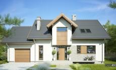 Проект дома 4m435