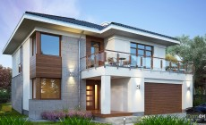 Проект дома 4m515