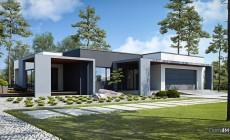 Проект дома 4m427