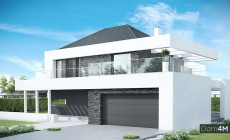 Проект дома 4m703
