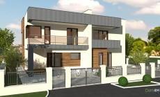 Проект дома 4m541