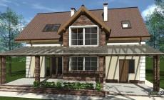 Проект дома 4m543
