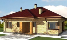Проект дома 4m557