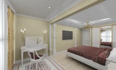 Дизайн квартиры в 2 уровня
