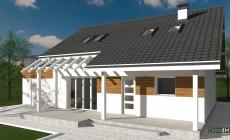 Проект дома 4m571