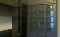 Кабинет в загородном доме, г.Пушкин