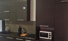 Кухня с мужским дизайном в Сертолово.