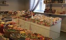 Меблировка магазина сладостей от Premier Garden