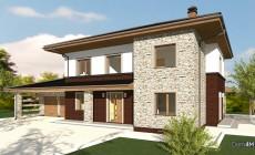 Проект дома 4m587