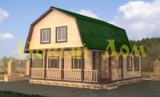 Проект дома Д-25-К