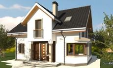 Проект дома 4m641