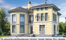 Проект кирпичного дома 41-49