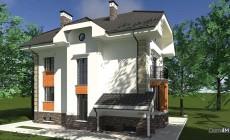 Проект дома 4m649