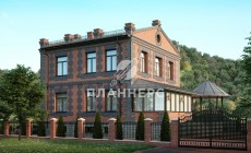 Проект дома Планнерс 023-245-2П
