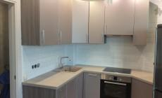 Кухонный гарнитур от Premier Garden в ЖК Капитал