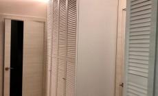 Шкаф с реечными фасадами от Premier Garden