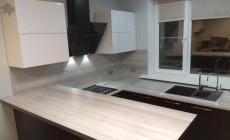 Кухонный гарнитур с островом от Premier Garden