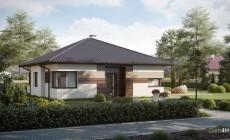 Проект дома 4m597