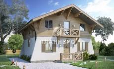 Проект дома Планнерс 025-105-1М