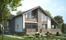 Проект дома Планнерс 012-217-1М