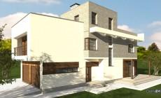 Проект дома 4m1449