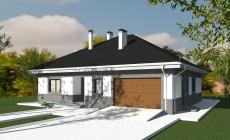 Проект дома 4m1453