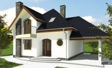 Проект дома 4m1452