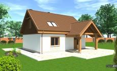 Проект дома 4m1457