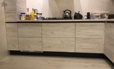 Двухуровневый кухонный гарнитур от Premier Garden