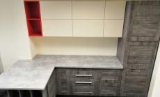 Кухонный гарнитур для офиса от Premier Garden